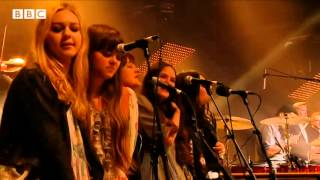 Mumford and Sons - Help From My Friends at Glastonbury 2013