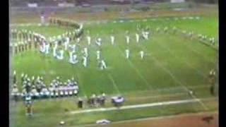 Mater Dei H.S. Marching Band Pt2@1985 Azusa Field Tournament