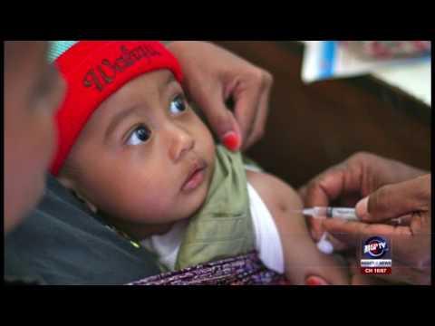 95 PERCENT OF GUYANA'S CHILDREN VACCINATED FOR YELLOW FEVER
