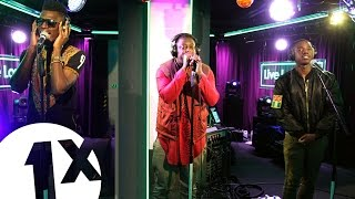 sway covers 2face ibidias african queen in the 1xtra live lounge