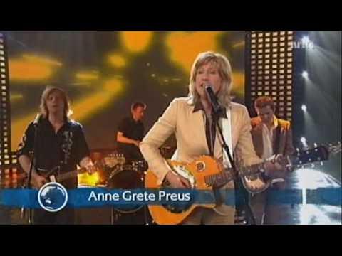 Anne Grete Preus - God nok som du er (live, 2007)