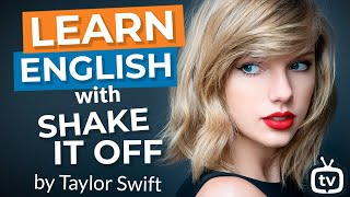 Learn English with Taylor Swift - Shake It Off