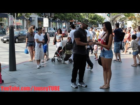 DROPPING PEOPLES PHONE PRANK!