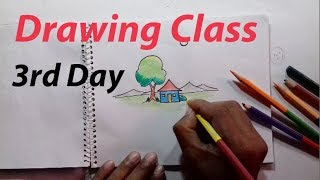 Drawing Class, 3rd Day