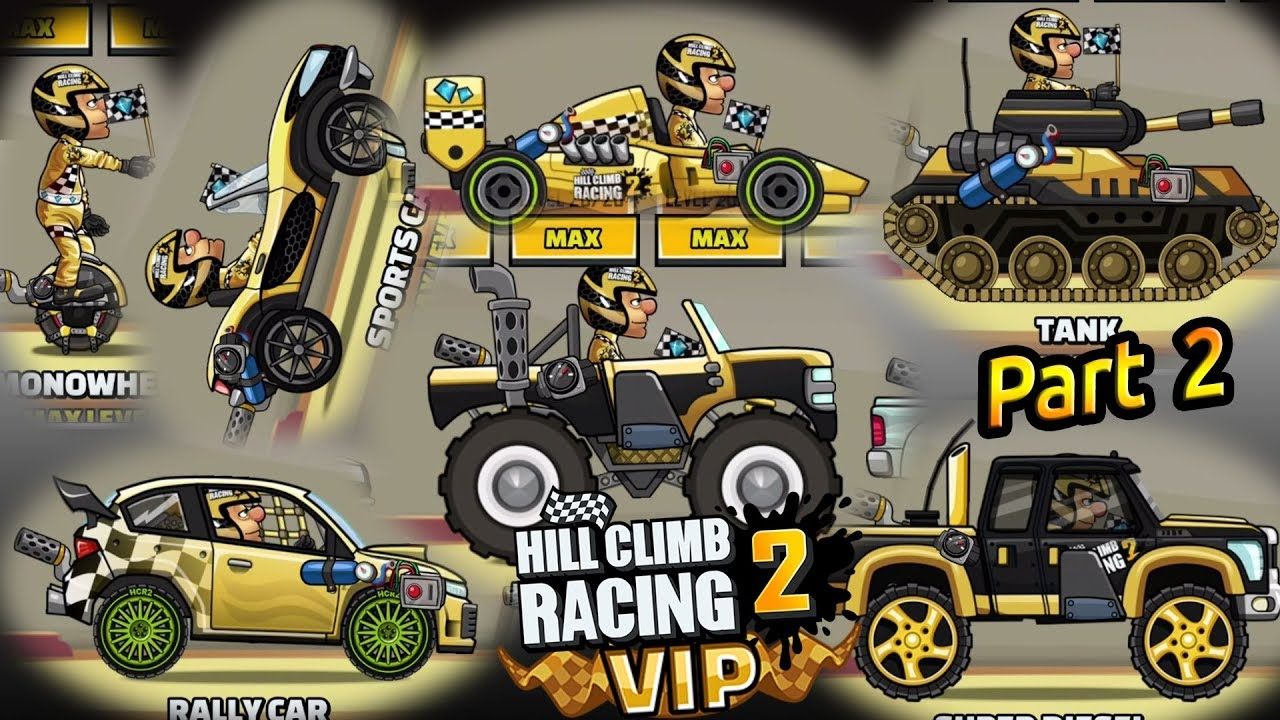 Hill Climb Racing Cars Youtube