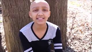 Alyssa talks about Alopecia