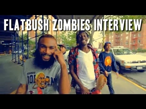 The Best Flatbush Zombies Interview Ever [KarmaloopTV]