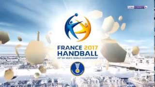 Iceland Slovenia Handball WC 2017 Исландия Словения Гандбол ЧМ
