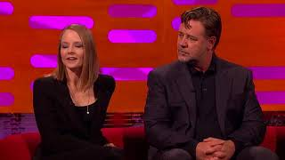 Video Graham Norton Show -S19EP9 - Russell Crowe,Ryan Gosling,Jodie Foster,Greg Davies,Tom Daley,EltonJohn download MP3, 3GP, MP4, WEBM, AVI, FLV Agustus 2018