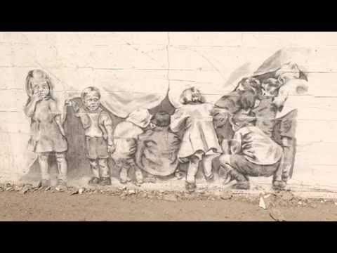 Hidden Treasure Mural- Global Okanagan