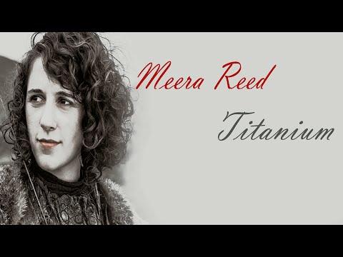 Meera Reed  Game Of thrones  Titanium
