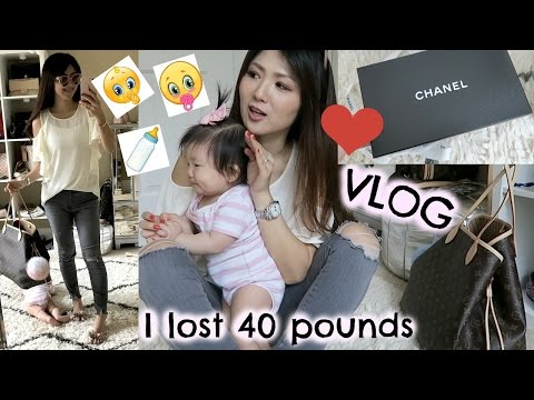 VLOG! The TRUTH🤔about HOW I LOST🤰🏻BABY WEIGHT+More Cooking 👨👩👧👦💕