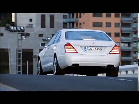 Officially New Mercedes S-Class 2010 Trailer