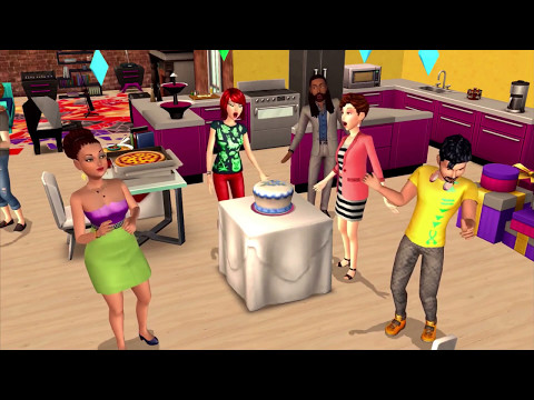 The Sims Mobile Launch Trailer