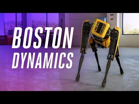 Boston Dynamics' Spot is leaving the laboratory