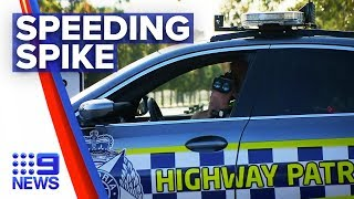 Coronavirus: Sharp rise in drivers speeding during lockdown