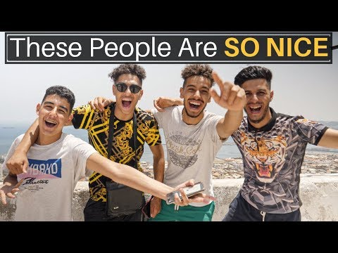These People Are So Nice! (ALGERIA)