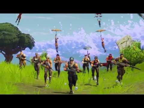 100 Days - Fortnite Battle Royale