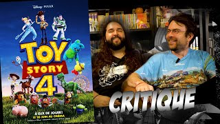 CRITIQUE -  Toy Story 4 - Spoilers à partir de 12:43