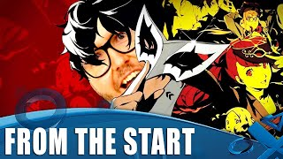 Persona 5 Royal - 90 Minutes of PS4 Gameplay
