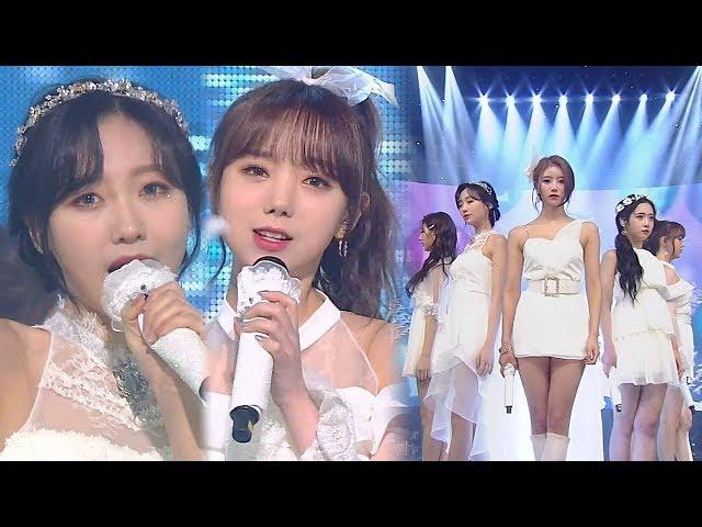 Lovelyz(러블리즈) - 찾아가세요 @인기가요 Inkigayo 20181216