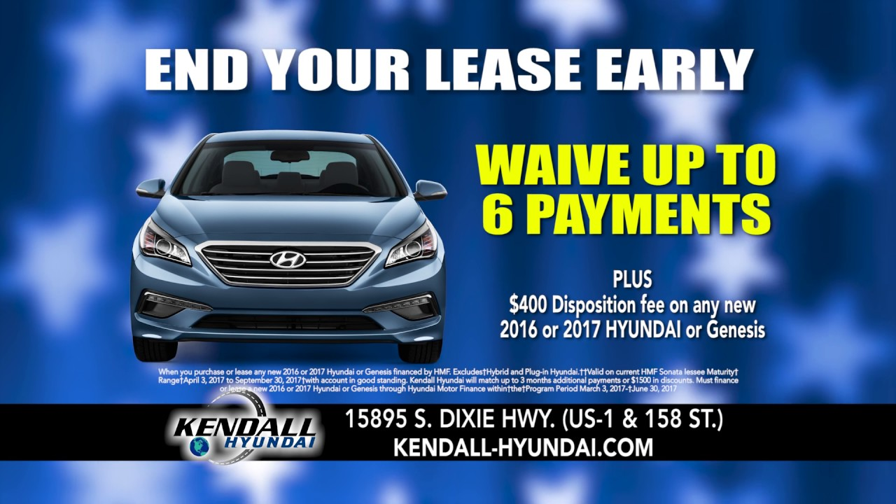 Terminating A Car Lease Early >> Hyundai Early Lease Termination
