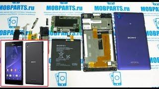 Sony Xperia T3 D5103 как разобрать, ремонт, замена дисплея и сенсора(Запчасти на Sony Xperia T3 D5103 ..., 2014-12-01T11:11:08.000Z)