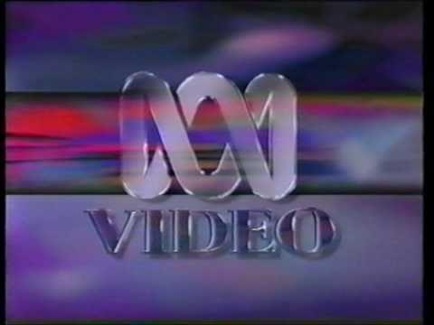 ABC Video Australia Ident circa 1988