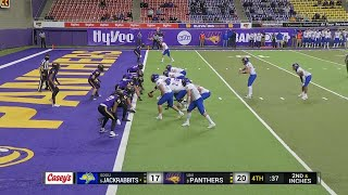 NCAAF 2021 Week 21 South Dakota State vs Northern Iowa