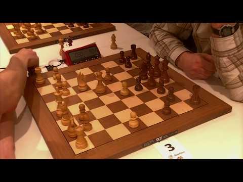 GM Hansen Eric - GM Stocek Jiri, French defence, Rapid chess, Tal Memorial