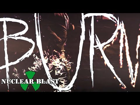 IN FLAMES - Burn (OFFICIAL LYRIC VIDEO)