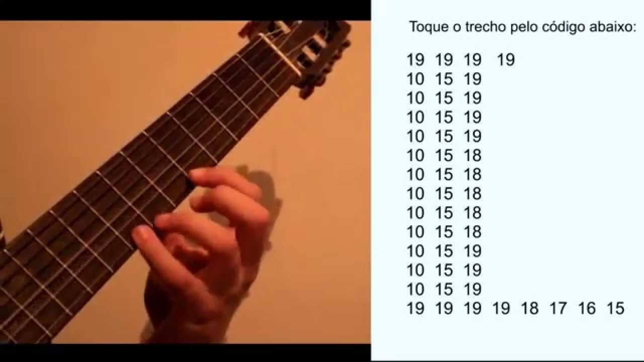 Solo de guitarra - 3 part 6