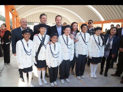 Visita a la escuela primaria José María Morelos y Pavón
