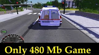 How to download and install AMBULANCE SIMULATOR game for pc free
