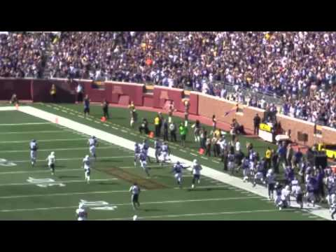 Chad Greenway Interception TD