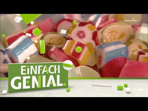 Rockbonbons Herstellen - Henriette Im Bunten Bonbon-Paradies | Einfach Genial | MDR