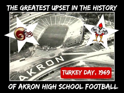 Upset! The Greatest in Akron Football History