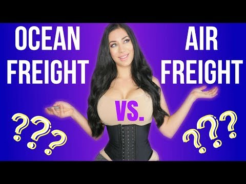 Sea 🚢 vs. Air Freight ✈️Amazon FBA Shipping For Beginners