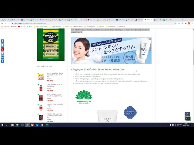 [MDesign] Bài 21 Tạo nguồn cấp dữ liệu Google Merchant Center cho Shopping bằng Google Sheet