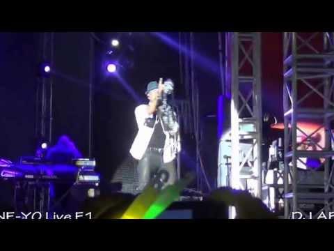 Ne-Yo Live concert @ Bah F1