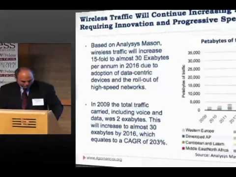 Bellevue: Chris Pearson, President of 4G Americas