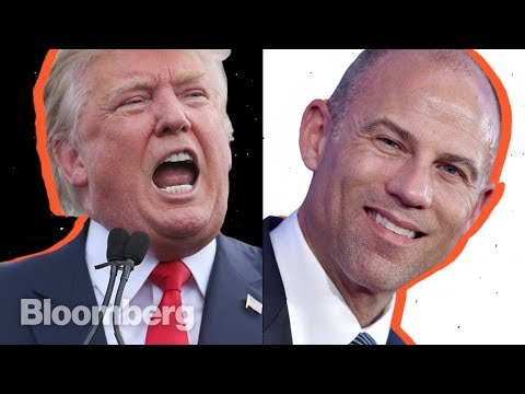 Michael Avenatti Tried Playing Trump at His Own Game