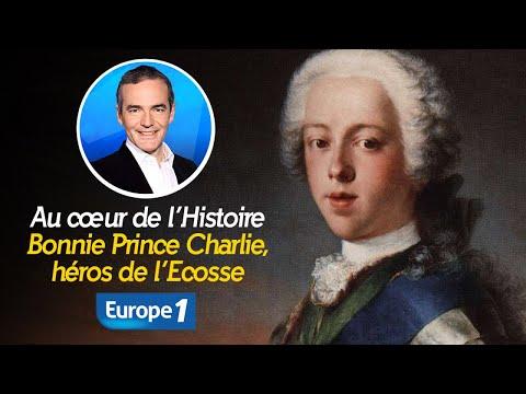Au coeur de l'Histoire : Bonnie Prince Charlie, héros de l'Ecosse (Récit intégral)