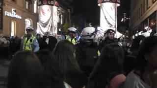 Montréal 2012-06-09, Émeute policière au Grand Prix 3