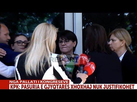 Apartamente në Tiranë dhe te Gjiri i Lalzit, Vettingu 'kap' gjyqtaren e Kushtetueses Altina Xhoxhaj
