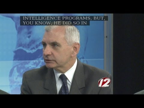 Newsmakers 8/16 - U.S. Senator Jack Reed