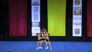 University of Regina Cheerleading - PCA UONCC 2009 - Collegiate Group Stunt