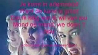 Linda Roos en Jessica - Ademnood (lyric)