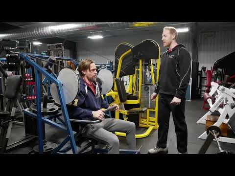 Arthur Jones' First Ever Exercise Machine: The Nautilus Plate Loaded Pullover | HITuni