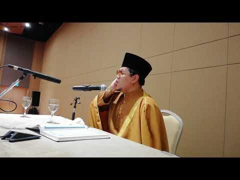 Ustaz Amirahman Abas - HAFLAH AL-QURAN SINGAPORE 2017